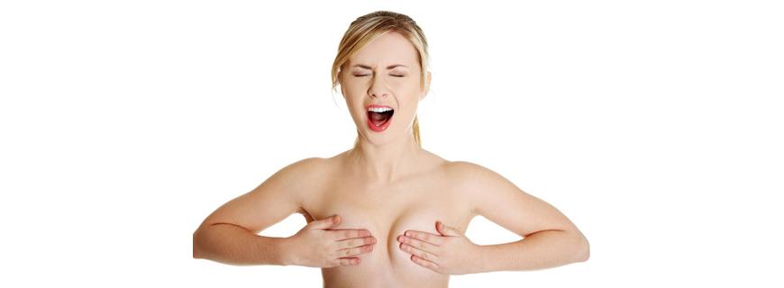 ¿Dolor o sensibilidad en los senos? Sigue estos 7 pasos para librarte de esta pesadilla